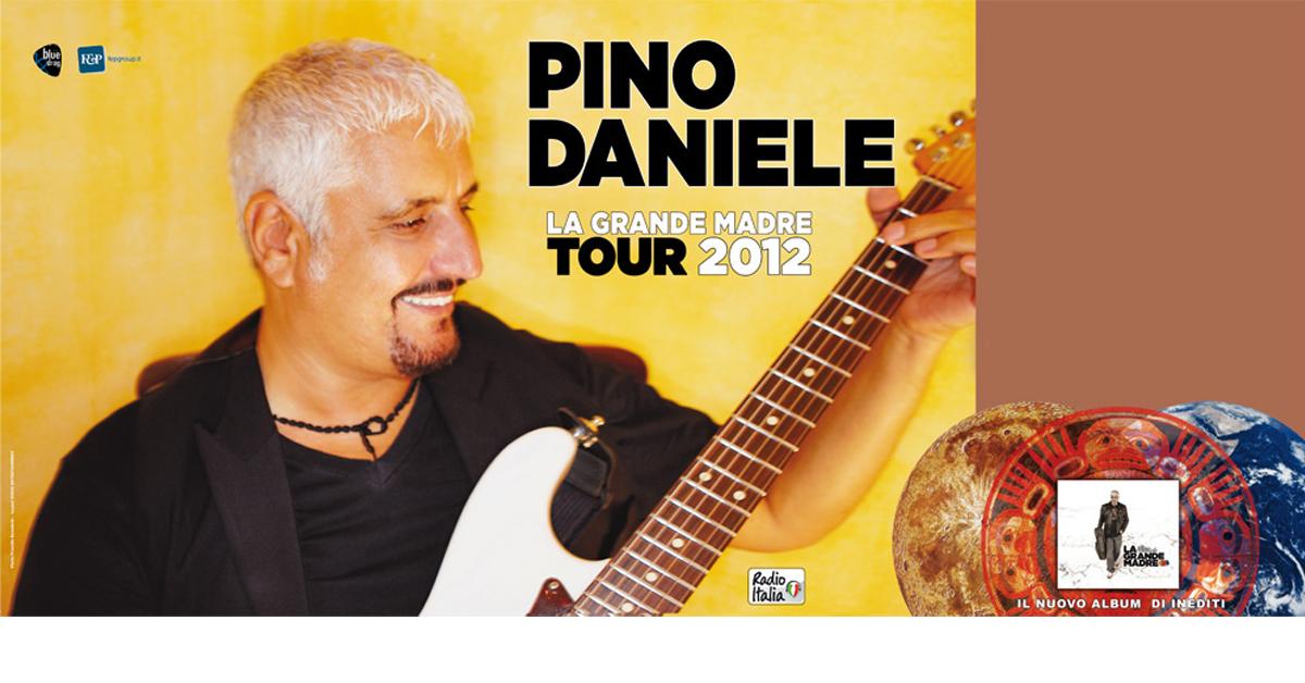 LA GRANDE MADRE TOUR 2012