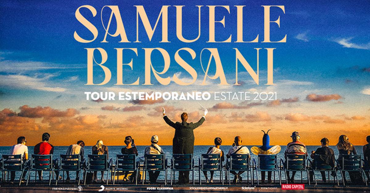 TOUR ESTEMPORANEO ESTATE 2021