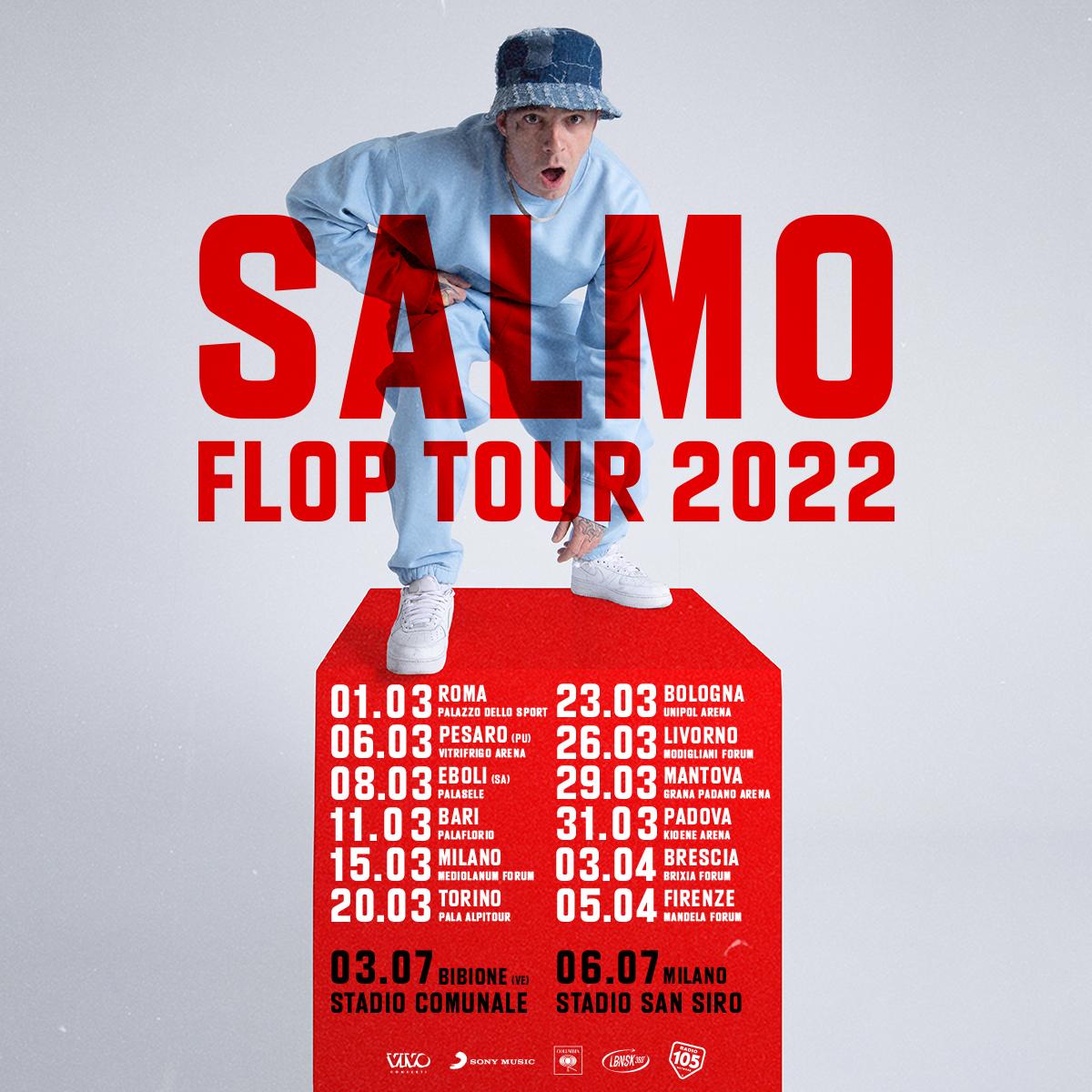 SALMO PALASELE - Eboli (SA)