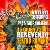 Festivalbar Estate 2001