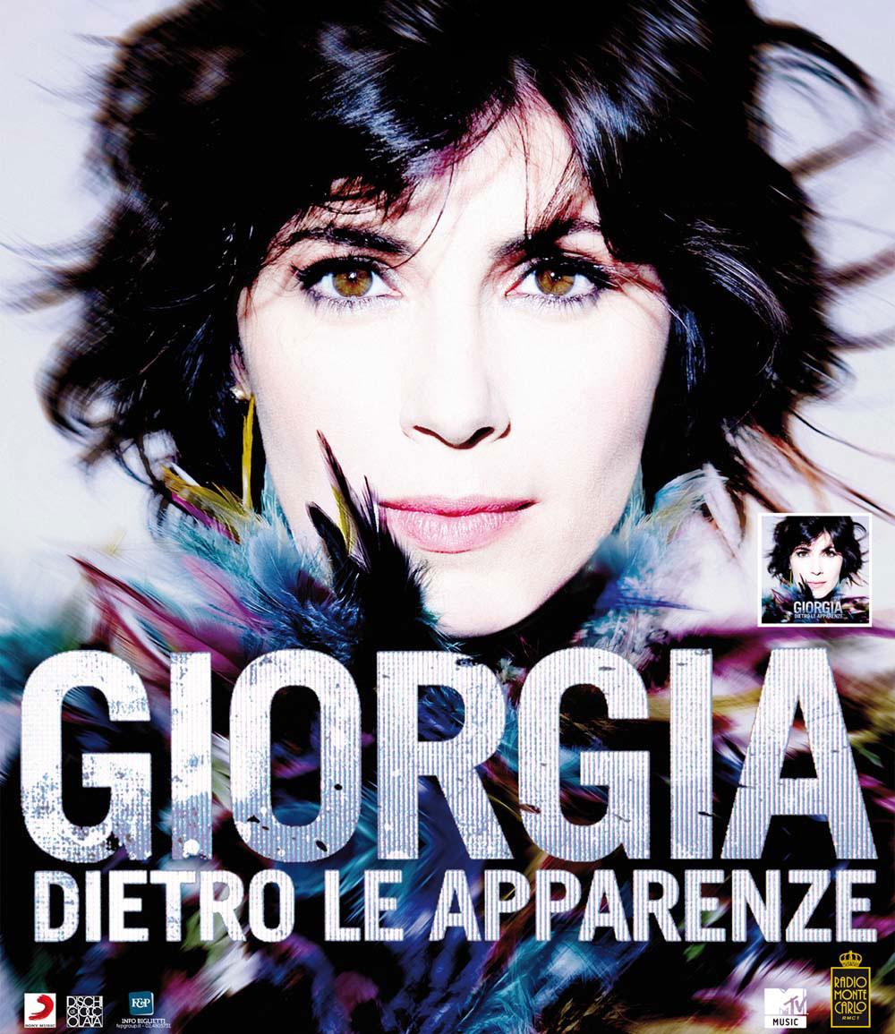 """GIORGIA - AVVIO TRIONFANTE PER IL NUOVO """"DIETRO LE APPARENZE TOUR 2012"""" - IL 20 APRILE AD EBOLI!"""