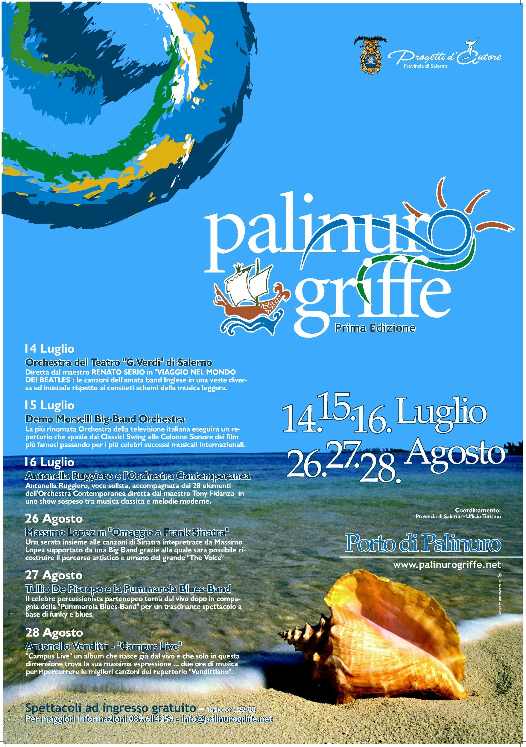 PALINURO GRIFFE