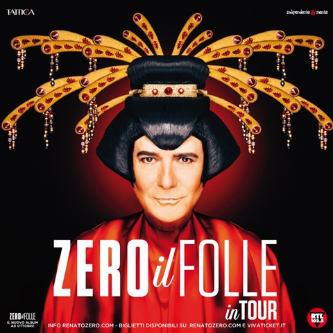 ZERO il FOLLE in TOUR