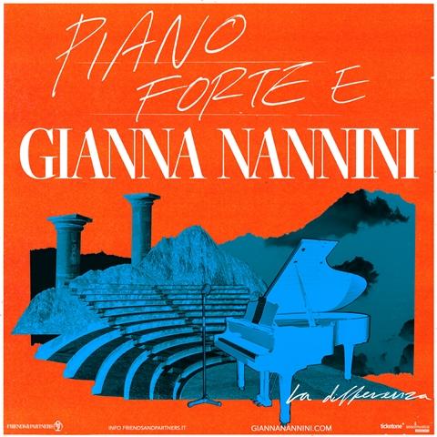 PIANO FORTE E GIANNA NANNINI – La Differenza